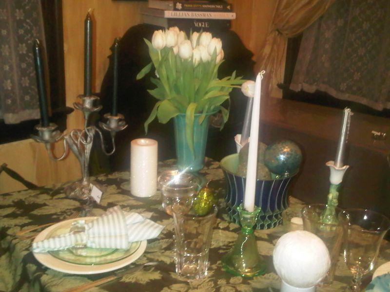 Centerpiece Passover2011